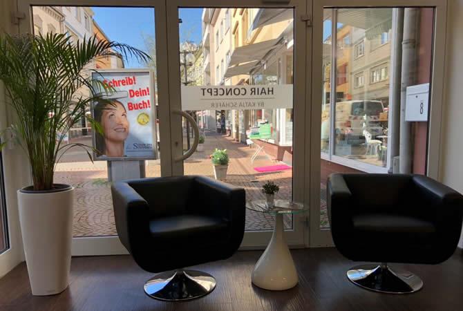 Unser Salon (Wartebereich)
